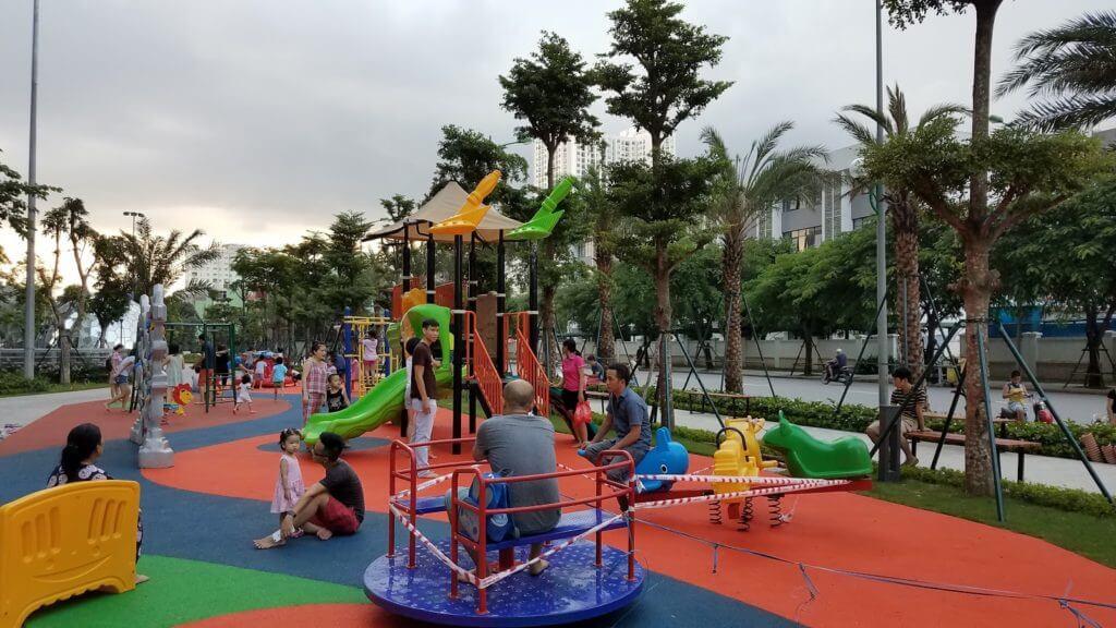 Tình trạng chơi chùa ở khu vui chơi trẻ em P10