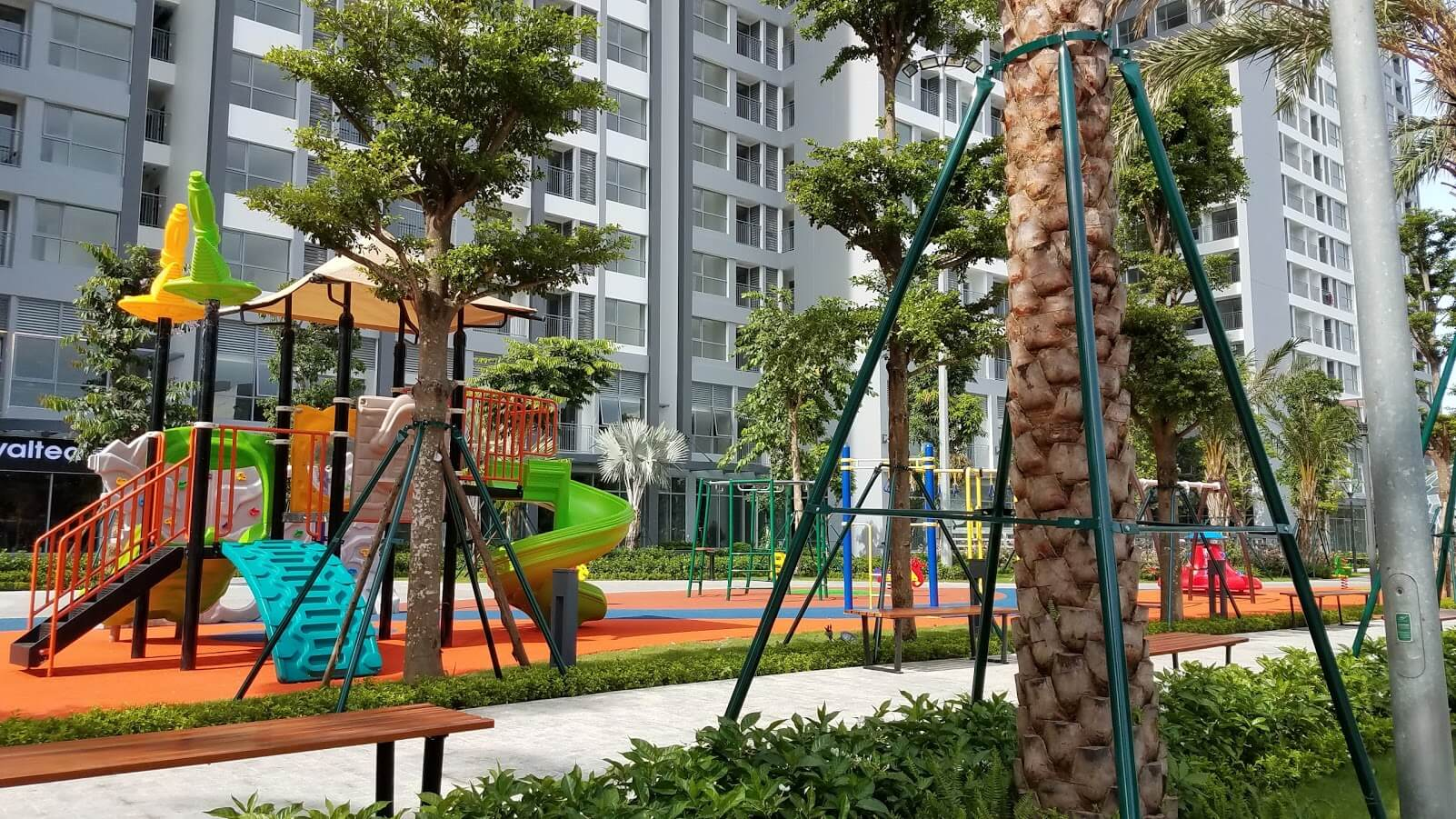 Sân chơi Park 10, Park Hill Premium, Times City