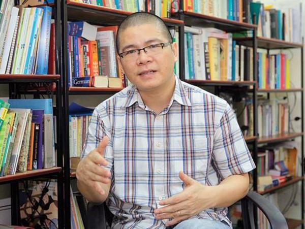 TS Giáp Văn Dương. (Ảnh: NVCC)
